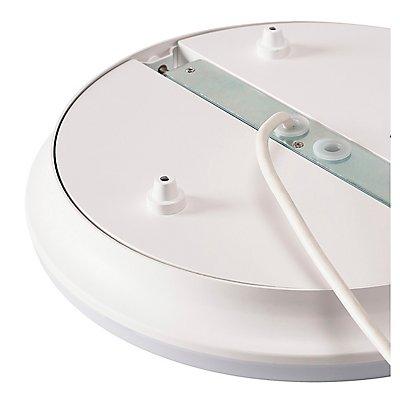 SIMA, Wand- und Deckenleuchte, LED, 3000K, rund, mit RF-Sensor