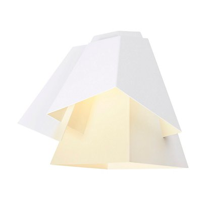 SOBERBIA LED, Wandleuchte,weiss