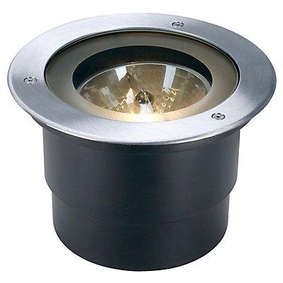 ADJUST QRB111 Bodeneinbauleuchte, Edelstahl 304, max. 50 Watt, IP67