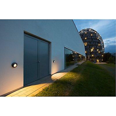 DELO LED WALL OUT Wandleuchte, 5 Watt, 3000K, IP55