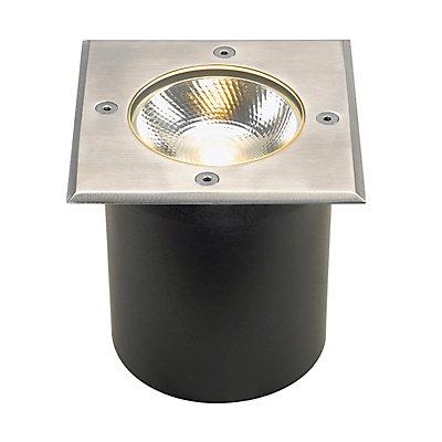 ROCCI Bodeneinbauleuchte,rund, Edelstahl 316, LED