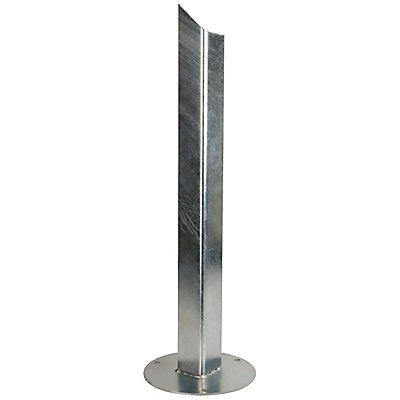 Erdspiess für RUSTY, Stahlverzinkt, Länge 50cm