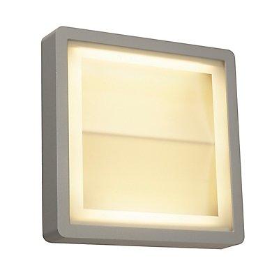 INDIGLA WING Deckenleuchte,weiss, 2x36 SMD LED, 15W,3000K, IP54