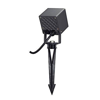 NAUTILUS SQUARE LED Strahler,eckig, anthrazit, 6W, 3000K