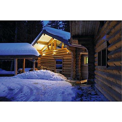 NAUTILUS SQUARE LED Wand-leuchte, eckig, anthrazit, 6W,3000K