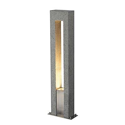 ARROCK ARC GU10, Stehleuchte,Granit, salt & pepper, GU10,max. 35W
