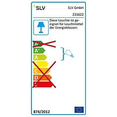 BIG NAILS PLUS Wandleuchte,Edelstahl 304, E27, max. 23W,IP44