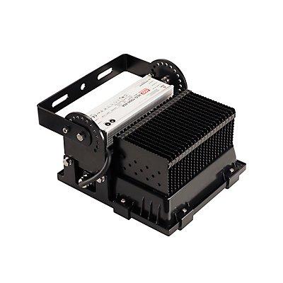 DISOS, Outdoor Strahler, LED, 4000K, schwarz, 100W