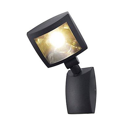 MERVALED Wandleuchte,anthrazit, 12W LED,warm-weiss