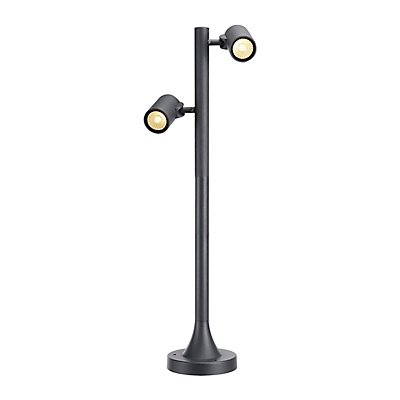HELIA Spot, doublesandy anthracite,8W LED, 3000K