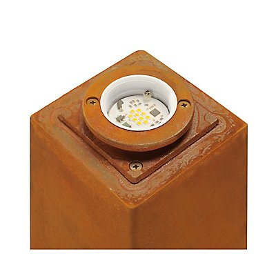 RUSTY 40 LED SQUAREAussenleuchte