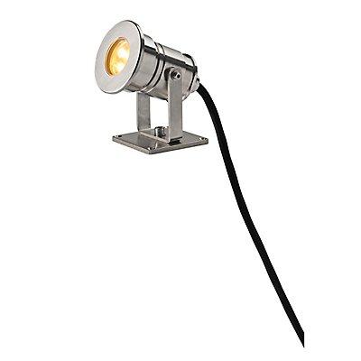 DASAR Projector LED PRO,Edelstahl 316, 6W, 3000K,230V