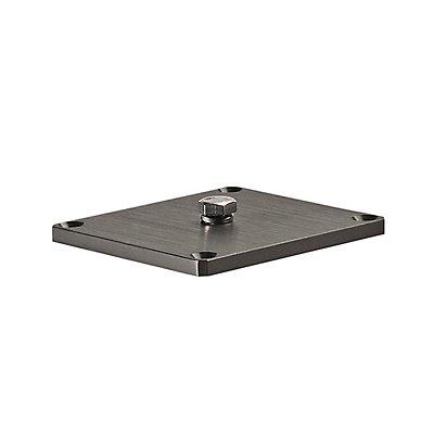 Montageplatte für DASAR LEDProjector, alu