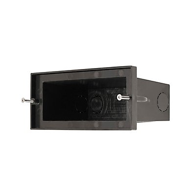 BRICK, Outdoor Wandeinbauleuchte, Pro LED, 3000K, edelstahl, 230V, IP67, 950lm, 10W
