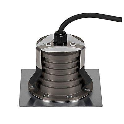 DASAR Premium LED 150, Boden-einbauleuchte, eckig, 17W,24°, 3000K