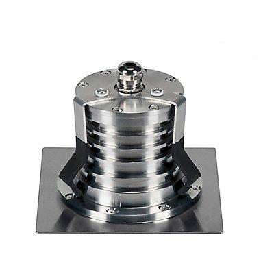 DASAR Premium LED 150, Boden-einbauleuchte, eckig, 17W, 24°3000K