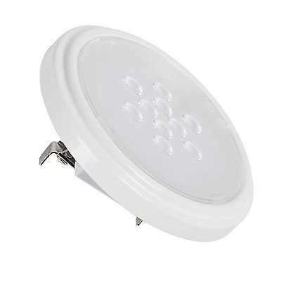 QR111 Retrofit LED Leuchtmittel, G53, 2700K, 25°,weiss