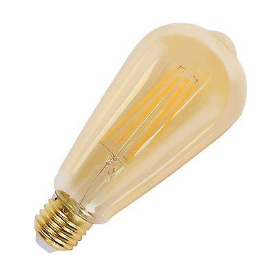 ST64 Filament LED,E27, 2000K
