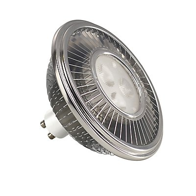 LED ES111 Leuchtmittel,silber, 15W, 30°, 2700K