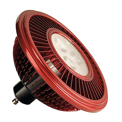 LED ES111 Leuchtmittel,rot, 15W, 30°, 2700K