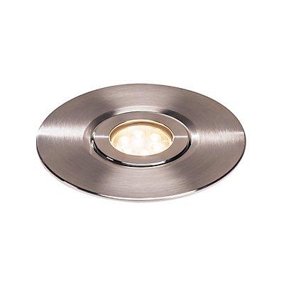 GIMBLE OUT 150 LED Bodeneinbauleuchte, Edelstahl 316, 3000K, 36°, IP67