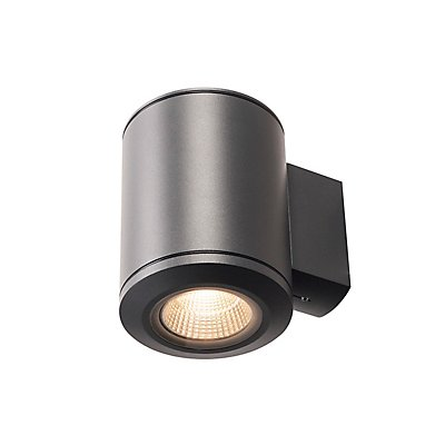 POLE PARC LED Outdoor Wandleuchte, anthrazite, 3000K, IP44