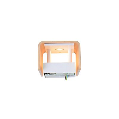 MANA LED Wandleuchte 96, weiss, 2000K-3000K Dim to Warm