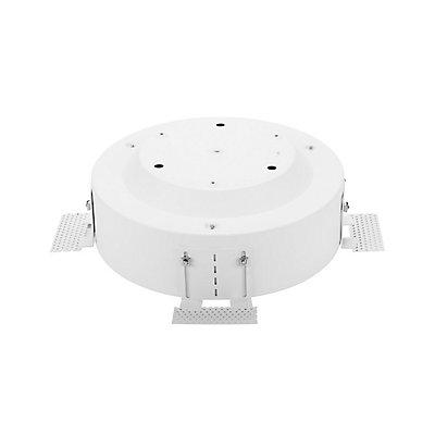 MEDO 30 LED Einbauleuchte, rahmenlos, weiss, 1-10V, 3000K