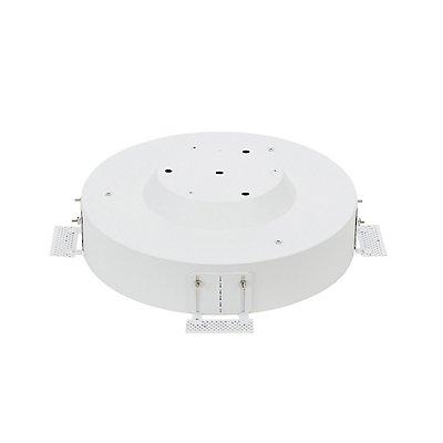 MEDO 40 LED Einbauleuchte, rahmenlos, weiss, 1-10V, 3000K