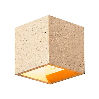SOLID CUBE Wandleuchte