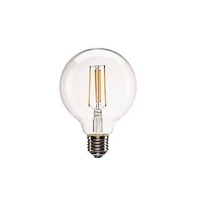 E27 LED G95 Leuchtmittel, 330°, 2700K, 806lm, dimmbar