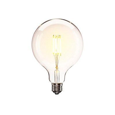 E27 LED G125 Leuchtmittel, 330°, 2700K, 806lm, dimmbar