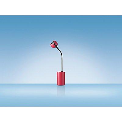 Hansa LED Schreibitschlampe FLOWER, mit Stifteköcher