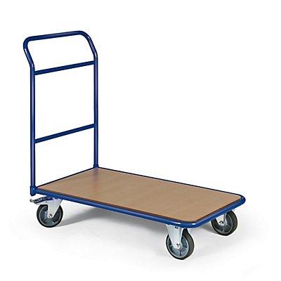 Certeo Magazinwagen |350 kg | HxBxT 1050 x 500 x 965 mm