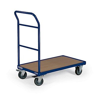 Certeo Plattformwagen |250 kg | HxBxT 1015 x 500 x 1025 mm