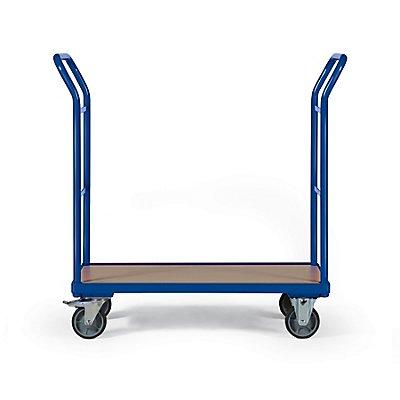 Certeo Plattformwagen |250 kg | HxBxT 1015 x 500 x 1115 mm