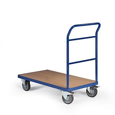 Certeo Plattformwagen | 500 kg | HxBxT 106 x50 x 101 cm