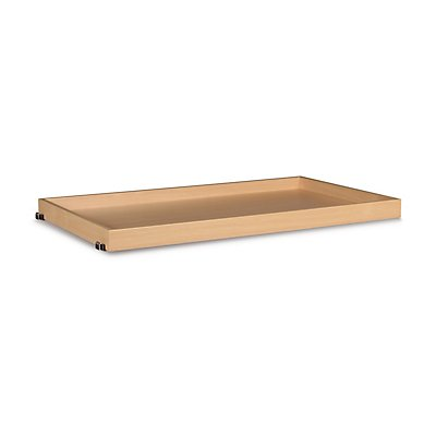 Certeo Ladefläche | Traglast 100 kg | BxT 850 × 500 mm