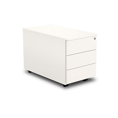 Rollcontainer mit 3 Schubladen - für Form 4 und Aveto, 420 x 540 x 800 mm