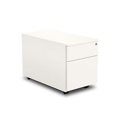 Rollcontainer mit Schublade und Hängeregistratur - für Form 4 und Aveto