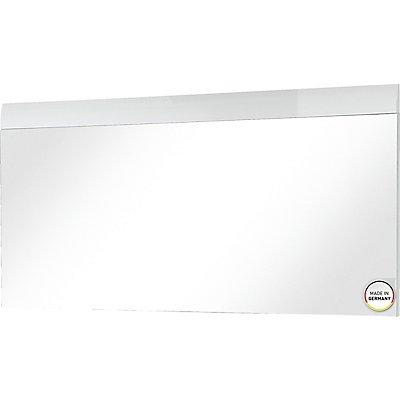 """Certeo Spiegel """"Rio"""" HxBxT 630 x 1340 x 30 mm, weiß"""