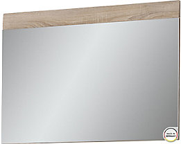 """Certeo Spiegel """"Rio"""" HxBxT 630 x 890 x 30 mm, sonoma-eiche"""