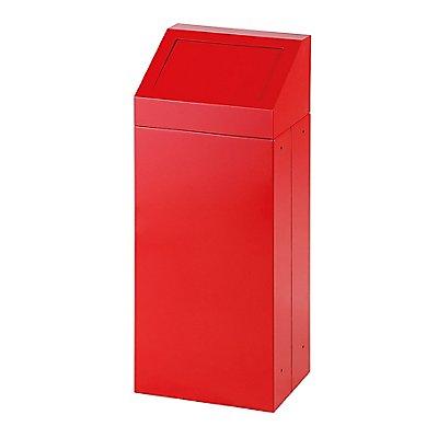 Abfallbehälter mit abnehmbarem Deckel | Certeo
