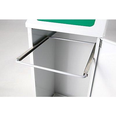 Abfallbehälter mit Tür | Certeo