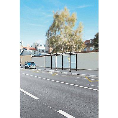 Kerkmann Knierraumblende in Weiß   HxBxT 300 x 1450 x 16 mm