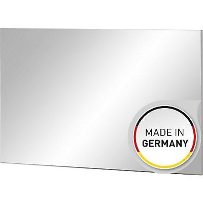 """Certeo Spiegel """"Granada"""" HxBxT 550 x 870 x 30 mm, weiß"""