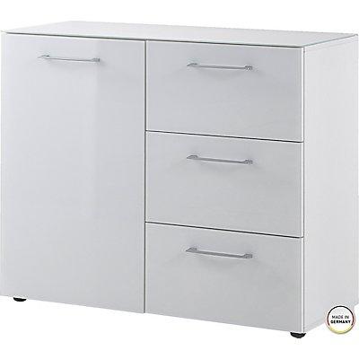 """Germania Kommode """"GW-Scalea"""" HxBxT 800 x 970 x 400 mm, weiß"""