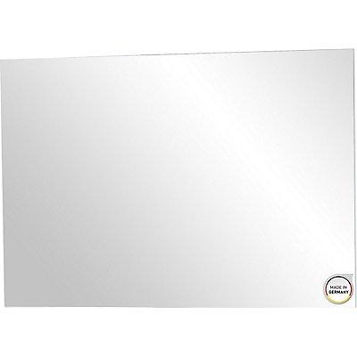 Spiegel HxBxT 600 x 870 x 30 mm, weiß