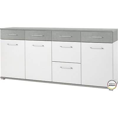 "Germania Sideboard ""GW-Topi x "" HxBxT 870 x 1920 x 400 mm"