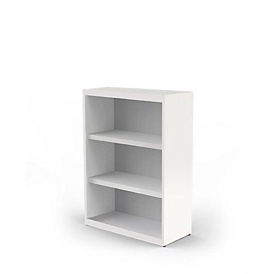 Kerkmann breites Einzelregal | HxBxT 115 x 80 x 36 cm | Weiß